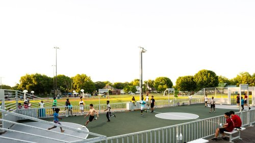 Iowa parks welcoming new futsal 'mini-pitches' this summer