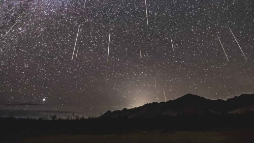 The Geminids are coming