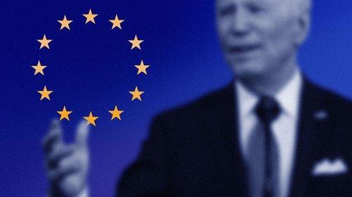 Biden blindsides Europe with new AUKUS alliance on China