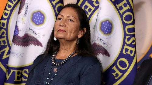 Native Americans push House member for Interior
