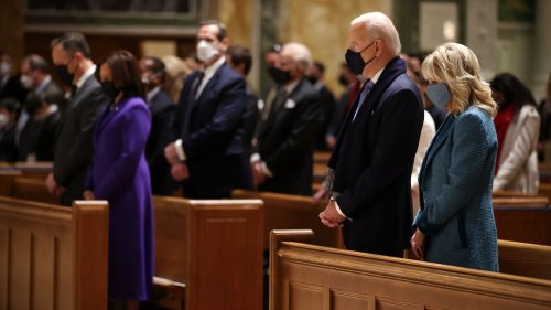Vatican warns U.S. Catholic leaders over proposal to deny Biden Communion