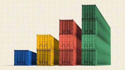 Global shipping cashes in on pandemic demand