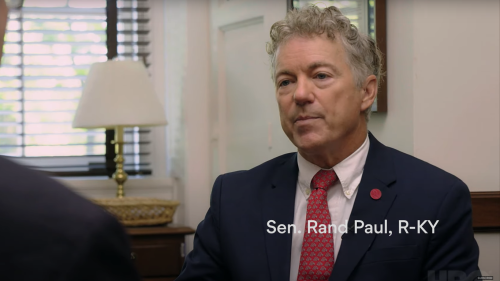 """Fauci fires back at Rand Paul for slam on tonight's """"Axios on HBO"""""""