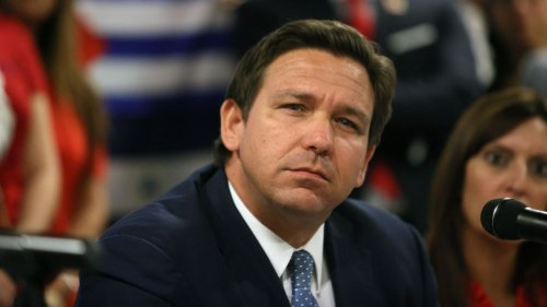 Almost half of DeSantis' PAC money is from out of state