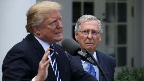 """McConnell: GOP should move past Trump's """"rehash"""" of 2020 election"""
