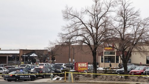 Colorado mass shooting suspect faces 43 additional charges
