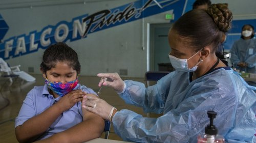 U.S. has enough COVID vaccines to meet demand for kids, boosters