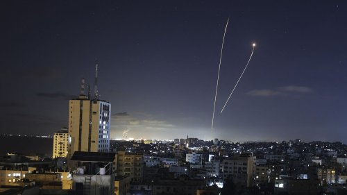 House approves $1 billion in funding for Israel's Iron Dome defense system