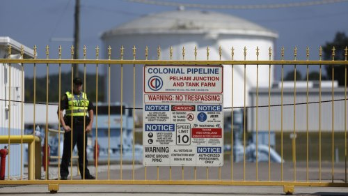 "Colonial Pipeline aims to be ""substantially"" back online by end of week"
