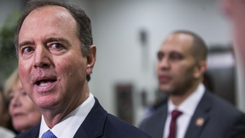 """Schiff says U.S. should go """"on offense"""" against cyberattacks"""
