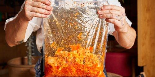 Savoy Cabbage Kimchi Recipe - Great British Chefs
