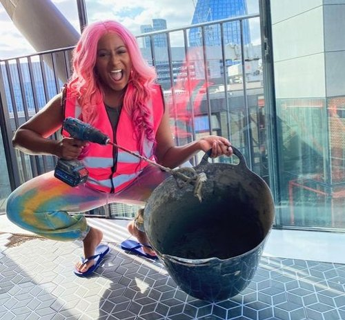 #PinkPenthouse Cuppy Becomes A Homeowner In The United Kingdom in 2021