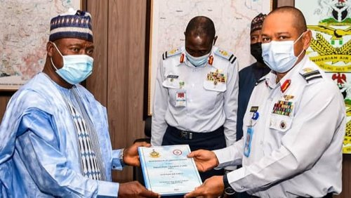 NAF Signed MOU With ITF and EPAIL To Promote Research and Development