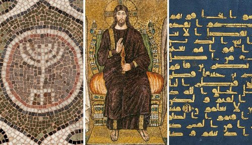 Early Religious Art: Monotheism in Judaism, Christianity and Islam