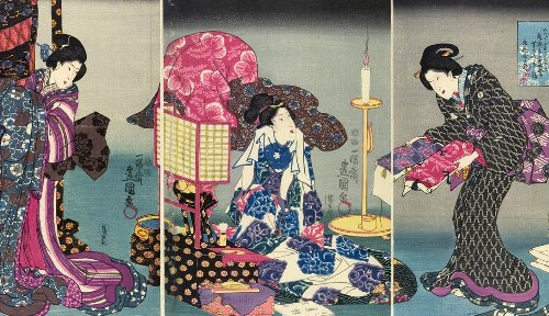 The Evolution of the Japanese Kimono: From Antiquity to Contemporary