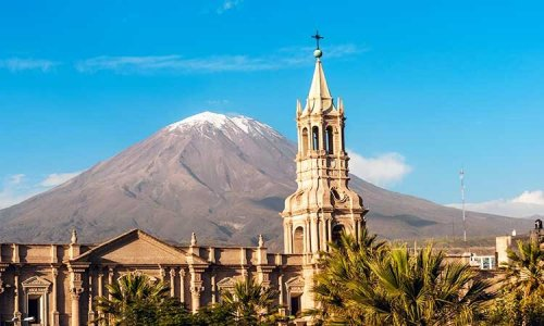 What to do in Arequipa - Itinerary through the stunning White City of Peru