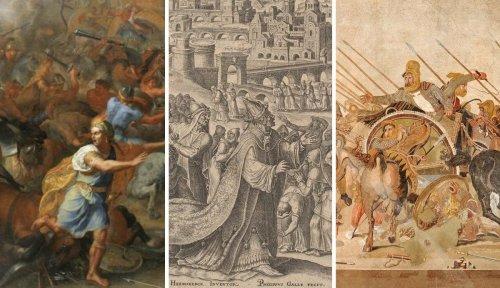 9 Battles That Defined The Achaemenid Empire