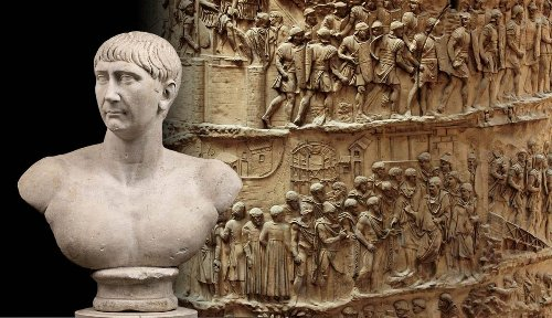 Emperor Trajan: Optimus Princeps And Builder Of An Empire
