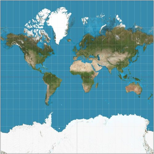 Astrophysicists re-imagine world map, designing a less distorted, 'radically different' way to see the world