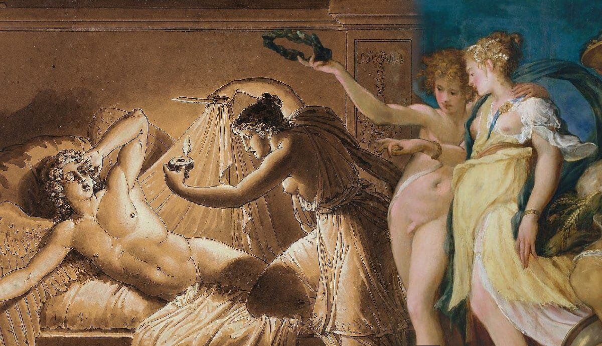Eros and Psyche: The Greek Origin of Fairy-tales That You Never Knew