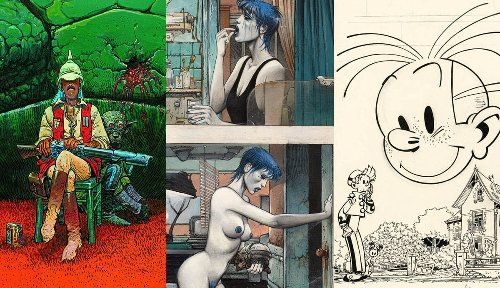 11 Most Expensive Comic Illustrations Auctioned in the Last 10 Years