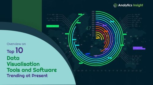 Overview on Top 10 Data Visualization Tools and Software Trending at Present