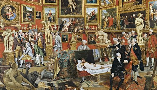 12 Famous Art Collectors Of Britain In The 16-19th Centuries