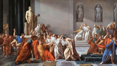 The Assassination of Julius Caesar: The Bodyguard Paradox & How It Cost Him His Life