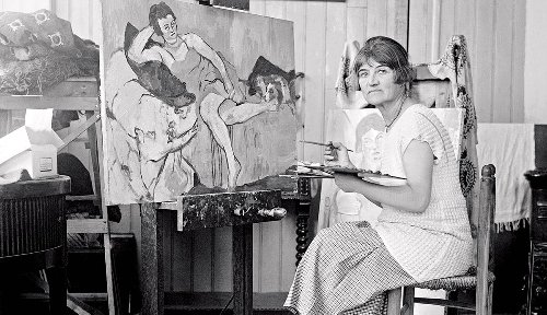 6 Great Female Artists Who Had Long Been Unknown