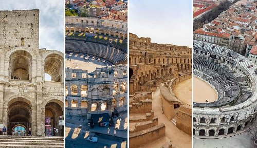 10 Roman Coliseums Outside of Italy To Visit