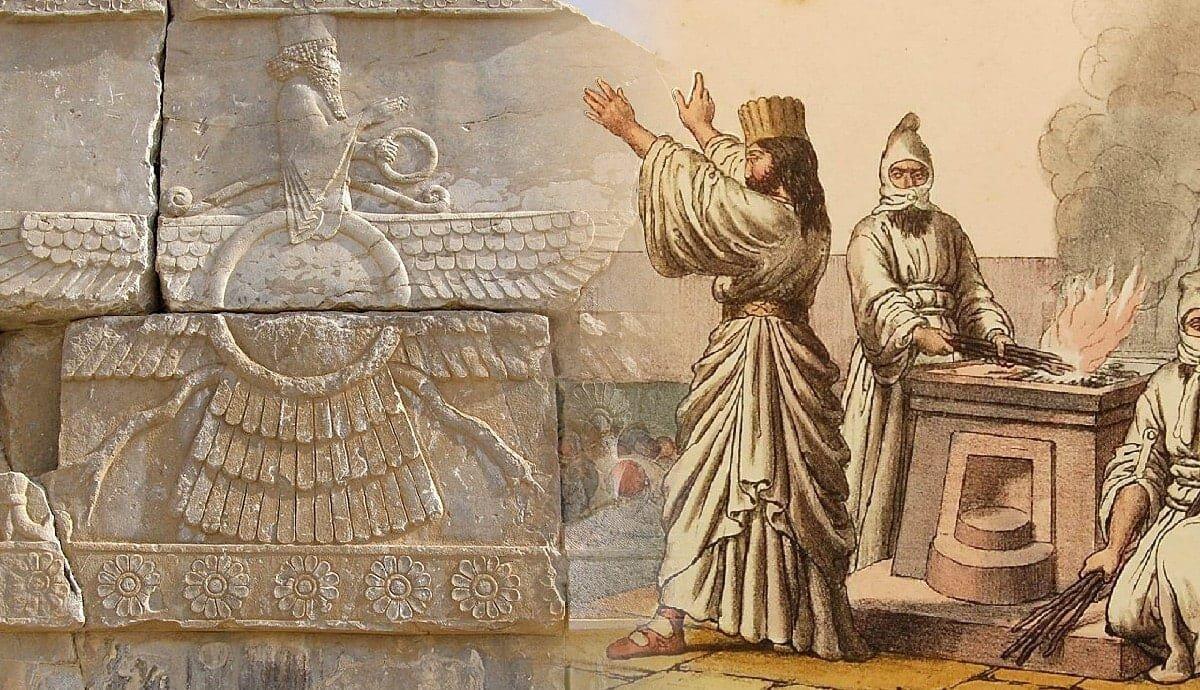 Zoroastrianism: The Origin Of Today's Religions - cover