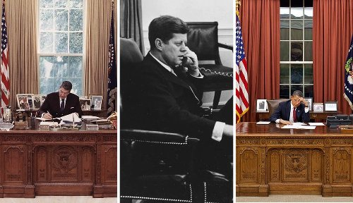 The Resolute Desk: The Story Behind the Iconic Oval Office Desk