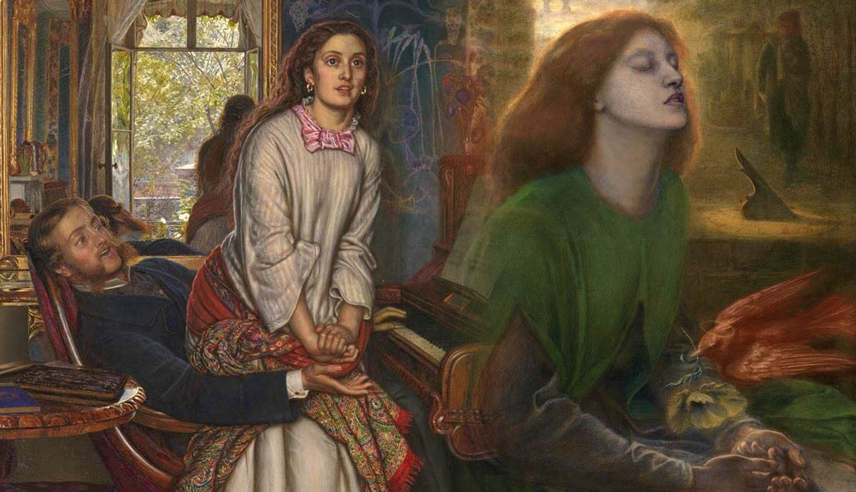 How the Pre-Raphaelite Brotherhood Shocked the Art World: 5 Key Paintings