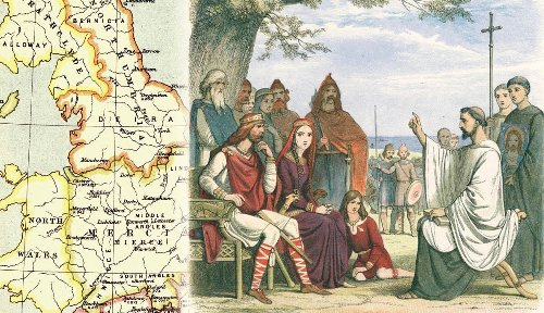 The Christianization of Anglo-Saxon England