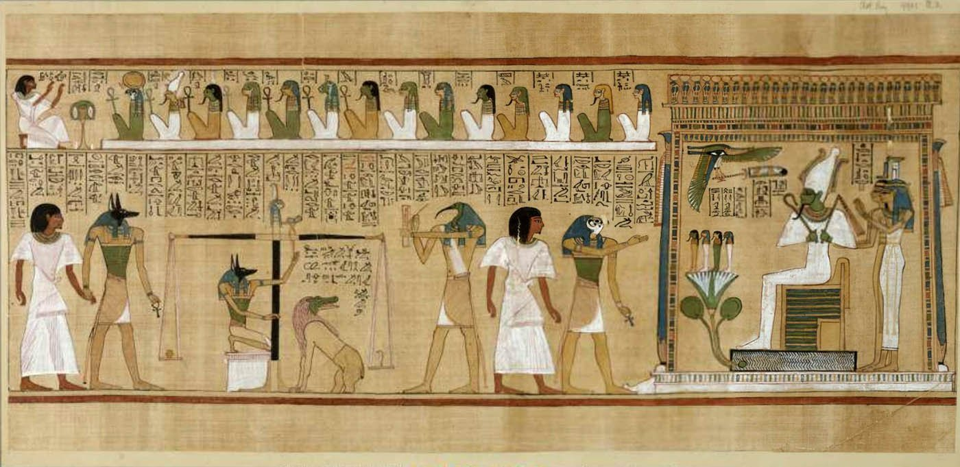 Magic in the Ancient World: Egyptian Deities and Uses - cover