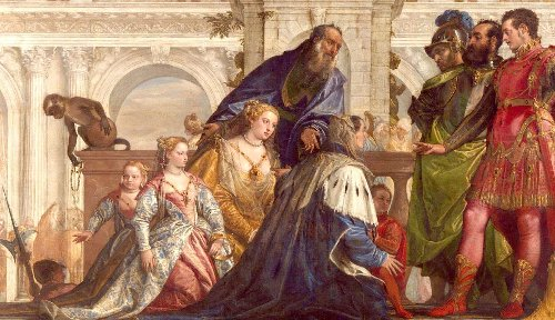 Paolo Veronese: The Treasurer Of Art And Colors