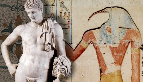 The God Hermes: The Roman obsession with the Egyptian God Thoth