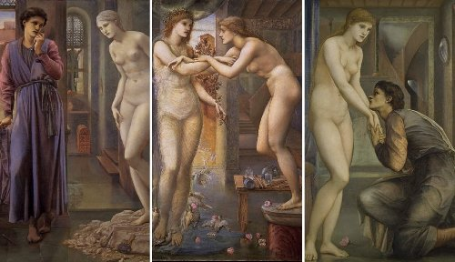 Pygmalion And Galatea: A Myth About Creation And Love