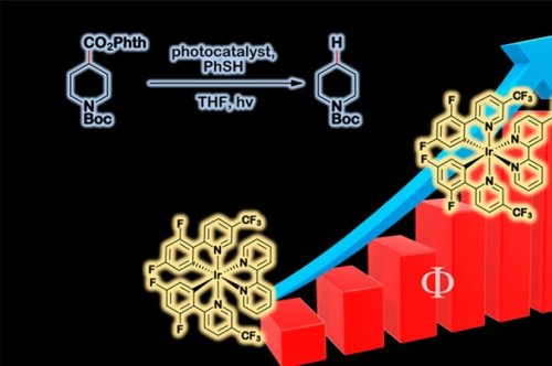Inspired by photosynthesis, scientists double reaction quantum efficiency
