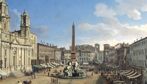 Obelisks in Exile: Ancient Rome's Fascination With Egyptian Monuments