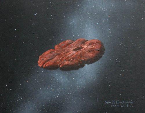 Scientists determine the origin of extra-solar object 'Oumuamua
