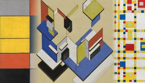 The De Stijl Art Movement Explained Through 3 Artists