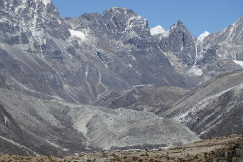 Rock glaciers will slow Himalayan ice melt