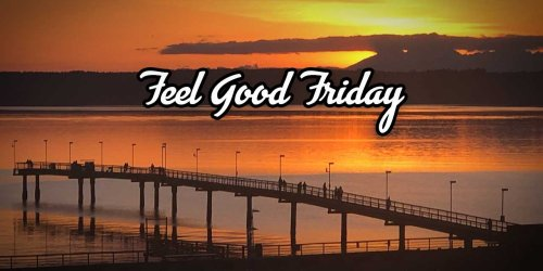 Feel Good Friday: Conversations.