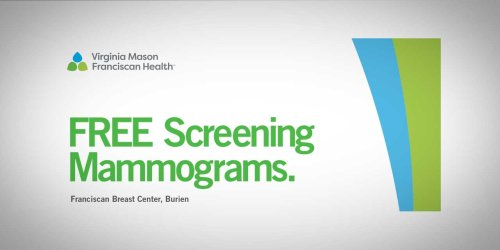 Franciscan Breast Center hosting breast cancer screening event Wed., Aug. 4