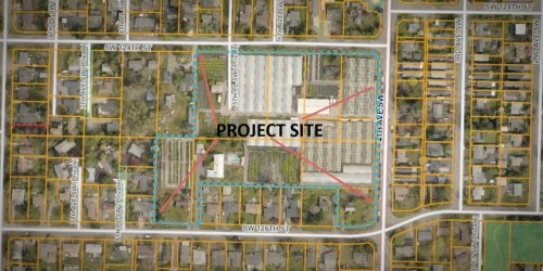 Burien City Council approves new 36 lot subdivision on 4th Ave SW