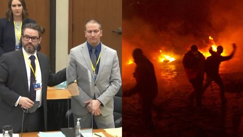 Legal Experts Predict 50% Chance Of Conviction, 100% Chance Of Minneapolis Burning To The Ground