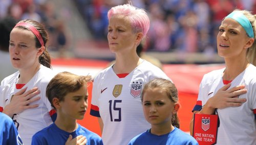 Inspiring: US Women's Soccer Team To Boycott Scoring Goals Until Racism Is Defeated