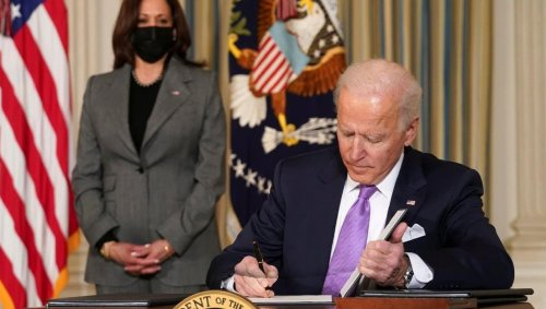 Biden Forms Commission To Examine Whether Or Not We Should Dismantle Constitution