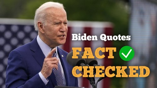The Babylon Bee Fact-Checks 10 Controversial Statements From President Biden